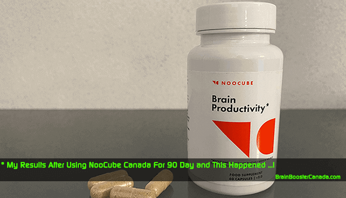 Sharing my Experience After Using NooCube Canada for 90 days